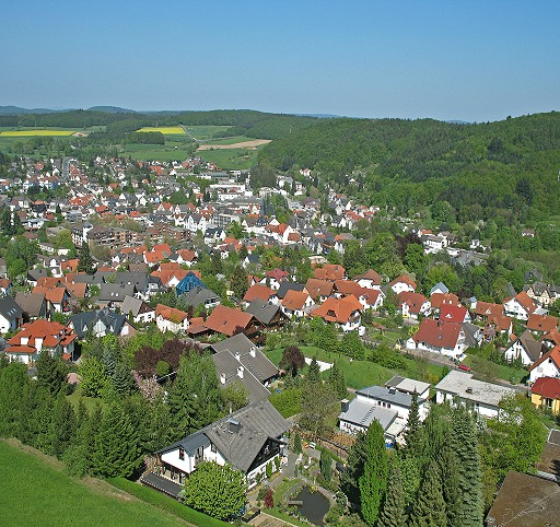 Ansicht von Gladenbach